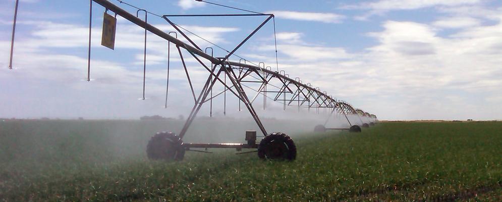 T-L Irrigation specialists Eagle i Farm Machinery Irrigator servicing specialists