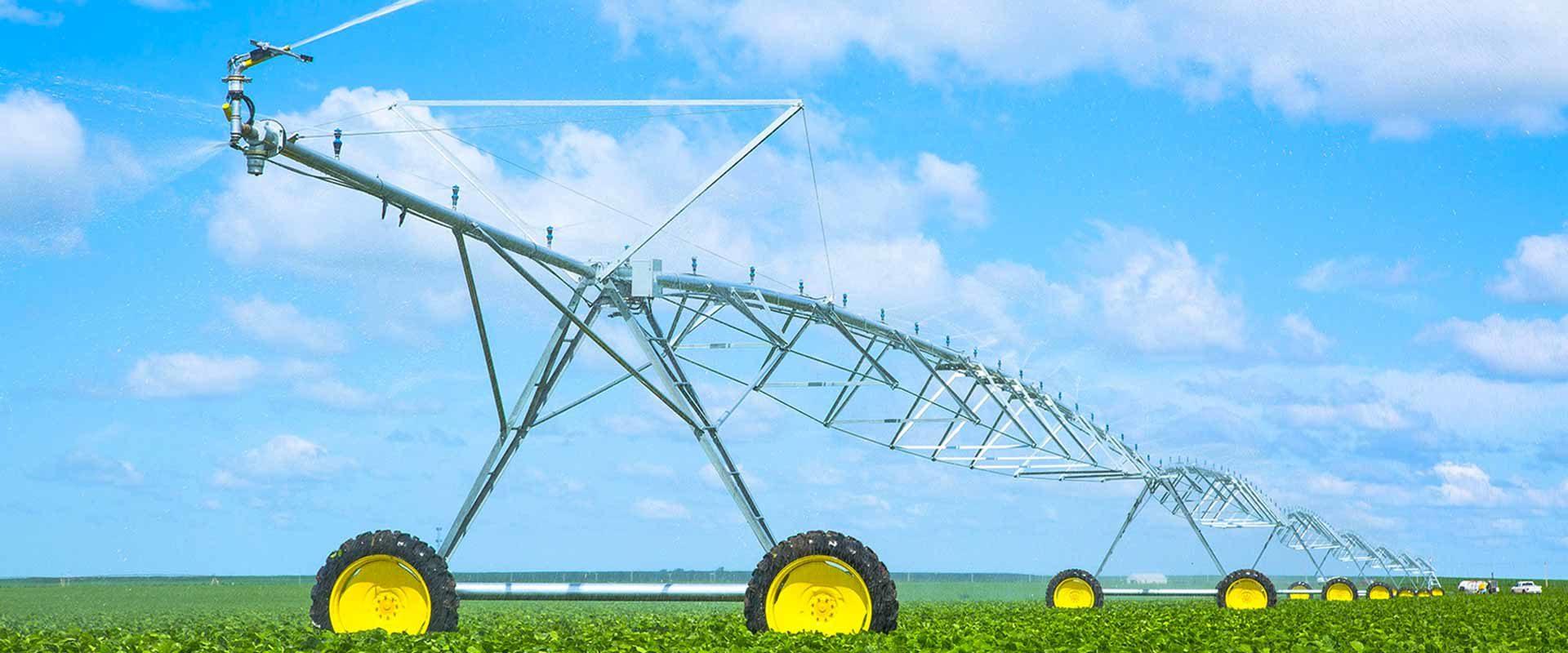Eagle I Machinery - Products - T-L Irrigation
