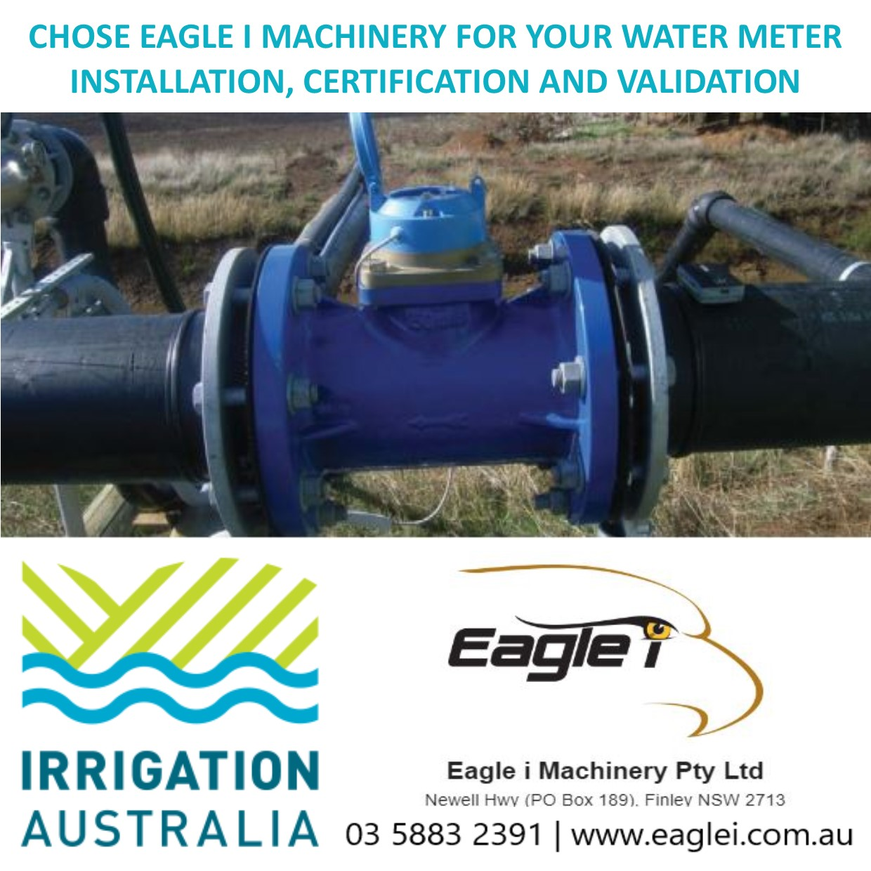 Chose EiM for Meter Installation